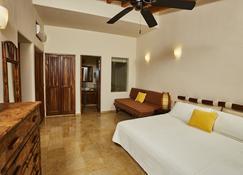 Escondite, Your Own Personal Hideaway - Barra del Potosí - Bedroom