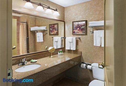 蘇福爾斯宿之橋套房酒店 - 秀克瀑布 - 蘇福爾斯 - 浴室