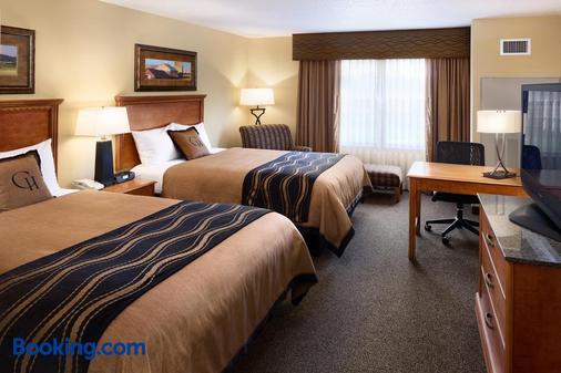 蘇福爾斯宿之橋套房酒店 - 秀克瀑布 - 蘇福爾斯 - 臥室