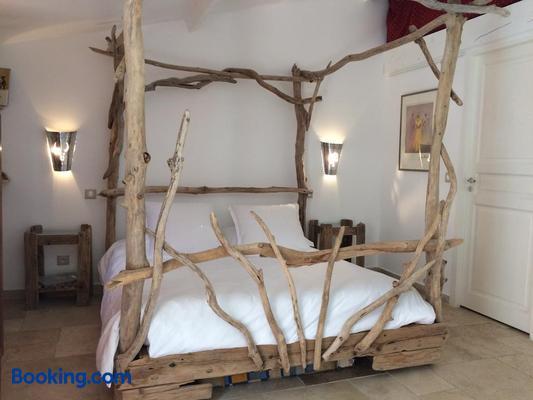 Cabanon de Camille - Saintes-Maries-de-la-Mer - Bedroom