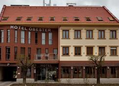 Hotel Óbester - Debrecen - Rakennus