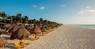 Iberostar Quetzal - Playa del Carmen - Beach