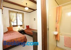 Pension Belnina - Hakuba - Bedroom