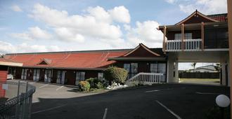 Cherry Court Motor Lodge - פנגאראיי