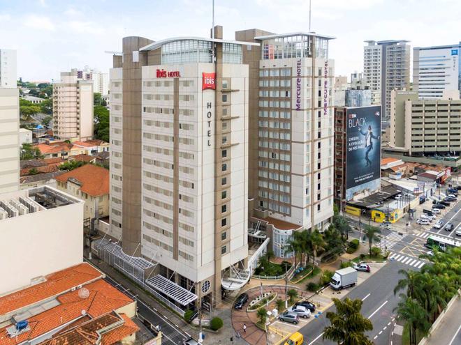 坎皮納斯宜必思酒店 - 坎皮納斯 - 坎皮納斯 - 建築