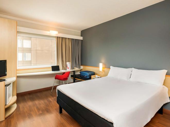 坎皮納斯宜必思酒店 - 坎皮納斯 - 坎皮納斯 - 臥室