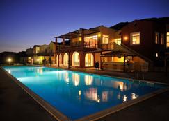 Saint Catherine Hotel - Pythagorio - Pool