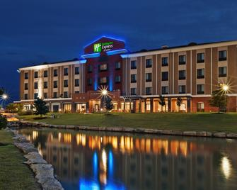 Holiday Inn Express & Suites Glenpool-Tulsa South - Glenpool - Building