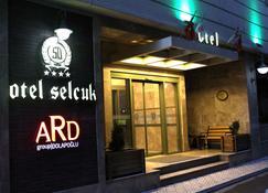 Selcuk Hotel Sems-i Tebrizi - Konya - Bina