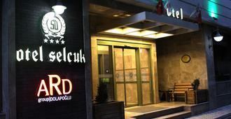 Selcuk Hotel Sems-i Tebrizi - Iconio - Edificio