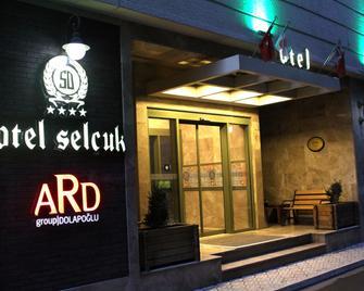 Selcuk Hotel Sems-i Tebrizi - Konya - Toà nhà