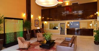 Holiday Inn Express Hotel & Suites San Antonio-Airport North, An IHG Hotel - סן אנטוניו - לובי