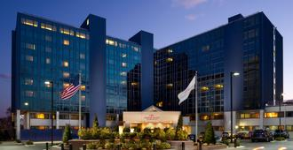Crowne Plaza JFK Airport New York City - Queens - Bygning