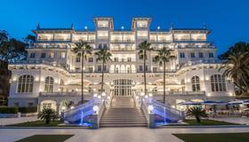 Gran hotel Miramar GL - Málaga - Building