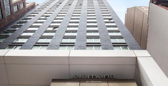 Element New York Times Square West - Nueva York - Edificio