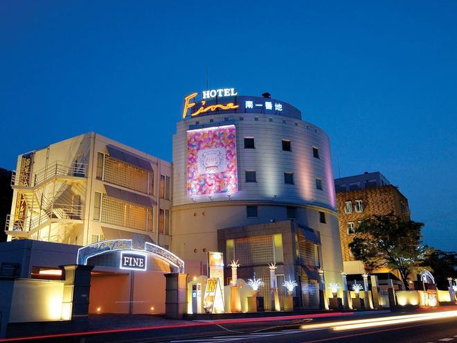 Hotel Fine Misaki - Adults Only - Wakayama - Rakennus