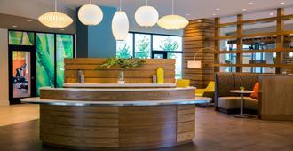 Even Hotel Seattle - South Lake Union, An Ihg Hotel - סיאטל - דלפק קבלה