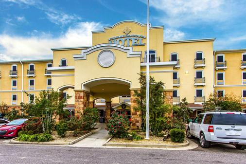 Evangeline Downs Hotel, an Ascend Hotel Collection Member - Opelousas - Edificio