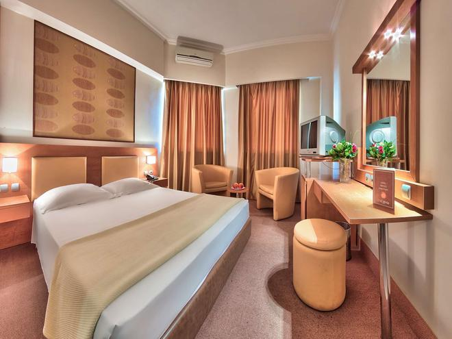 Athens Cypria Hotel - Αθήνα - Κρεβατοκάμαρα