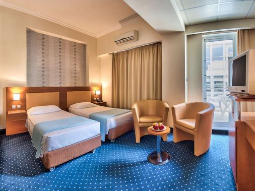 Athens Cypria Hotel - Atenas - Varanda