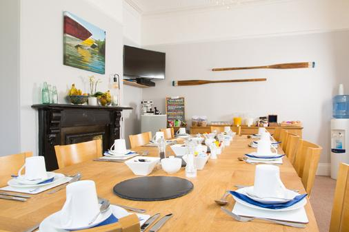 Mariners Guest House - Plymouth - Ruoka
