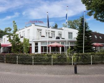 Fletcher Hotel Restaurant Veldenbos - Nunspeet - Building