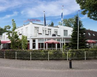 Fletcher Hotel Restaurant Veldenbos - Nunspeet - Gebouw