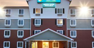 Woodspring Suites Raleigh Northeast Wake Forest - Raleigh - Gebouw