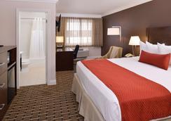 Best Western Plus LA Mid-Town Hotel - Los Angeles - Makuuhuone