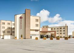 卡帕多西亞華美達酒店 - 內夫瑟希爾 - 內夫謝希爾 - 建築