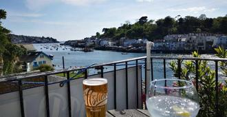 The Old Ferry Inn - Fowey - Balcony