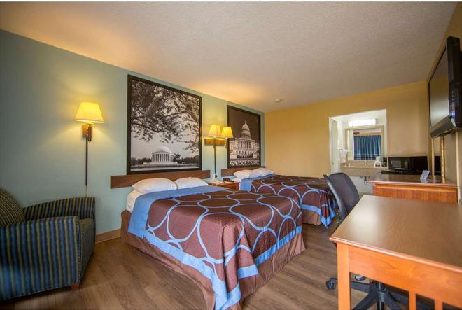 Super 8 by Wyndham Alexandria/Washington D.C. Area - Alexandria - Makuuhuone
