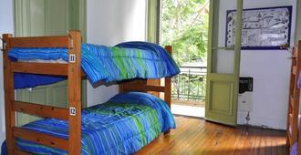Hostel La Comunidad - Росарио - Спальня