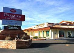 Best Western Premier Grand Canyon Squire Inn - Grand Canyon Village - Rakennus