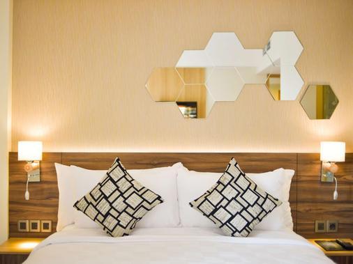 Golden Tulip Essential Tangerang - Tangerang City - Phòng ngủ