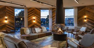 Urban Lodge Hotel - אמסטרדם - לובי