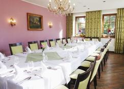 Hotel & Restaurant Kleinolbersdorf - Chemnitz - Nhà hàng