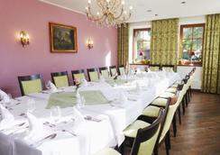 Hotel & Restaurant Kleinolbersdorf - Chemnitz - Restaurante