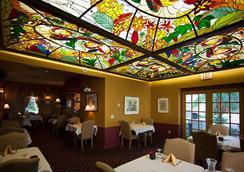 La Tourelle Hotel and Spa - Ithaca - Nhà hàng