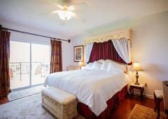 La Tourelle Hotel and Spa - Ithaca - Bedroom
