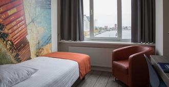 Thon Hotel Rotterdam - Rotterdam - Makuuhuone