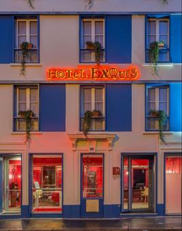 Hôtel Exquis by Elegancia - Paris - Toà nhà