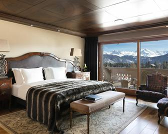 Guarda Golf Hotel & Residences - Crans-Montana - Camera da letto