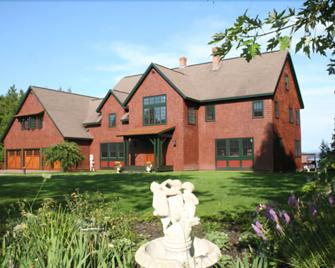 Fearn Lodge - South Hero - Building