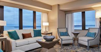 Hilton Anchorage - Anchorage - Sala de estar
