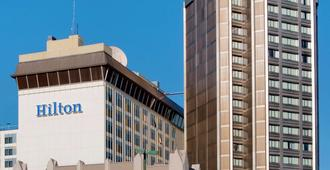 Hilton Anchorage - Anchorage - Rakennus