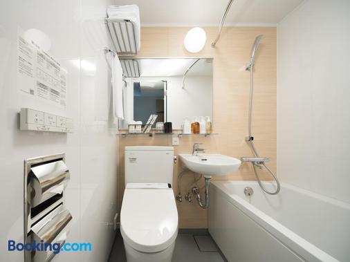 Tissage Hotel Naha By Nest - Naha - Bathroom