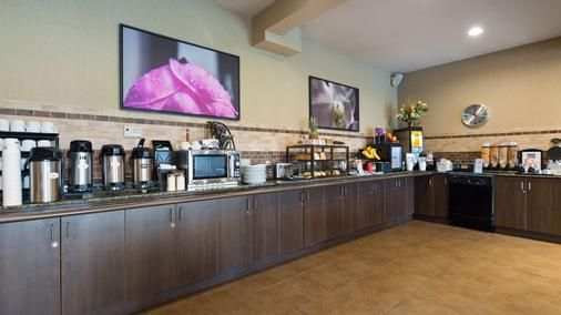 Best Western Plus Saint John Hotel & Suites - Saint John - Buffet