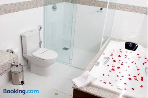 Roari Hotel - Cuiabá - Phòng tắm