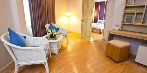 Trang Hotel Bangkok - Bangkok - Olohuone